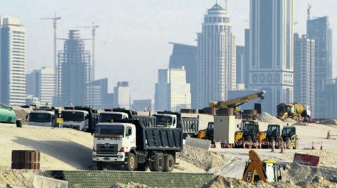 Katar'ın İlk Faturası Demir Çelikçilere Kesildi