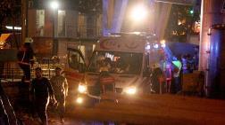 Beşiktaş'ta Metro İnşaat Alanında İş Kazası