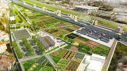 Yedikule Bostanları İçin Kentsel Tarım Parkı Yapılacak