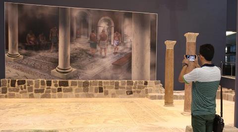 Hatay Arkeoloji Müzesi 'En Büyük' Olma Yolunda