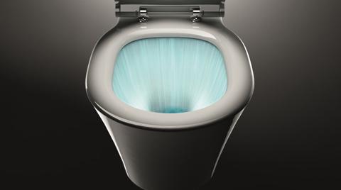 """Ideal Standard'ın """"Aquablade"""" Klozetleri"""