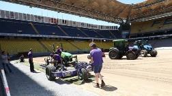 Fenerbahçe, Stadını Yeni Sezona Hazırlıyor
