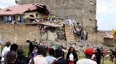 7 Katlı Bina Çöktü