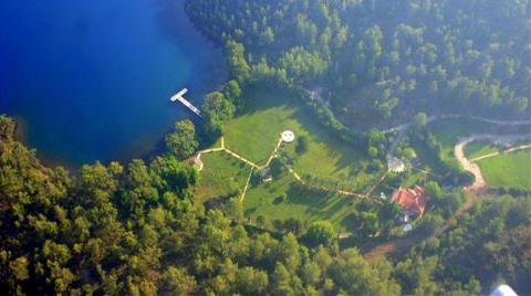 Cennet Koya 'Yazlık Kaçak Saray' İddiası
