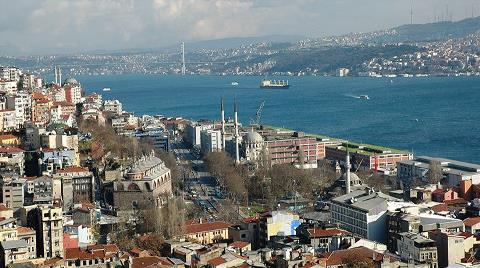 Beşiktaş'taki TBMM Lojmanları TOKİ'ye Devredilecek