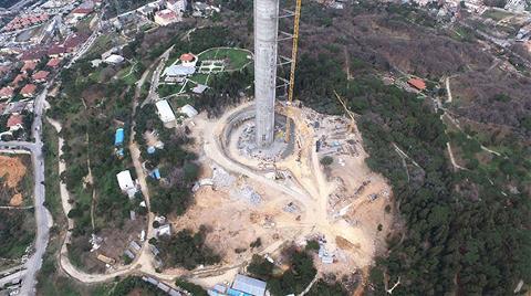 İstanbul'a Bir Kule Daha Geliyor!