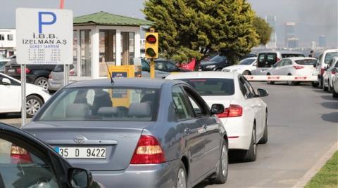 İzmir'in Otopark Sorununa Üniversite Eli Değecek