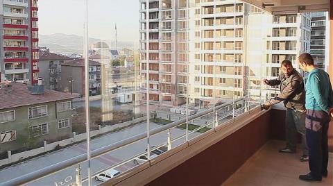 Balkonlar Net Alandan �kt�