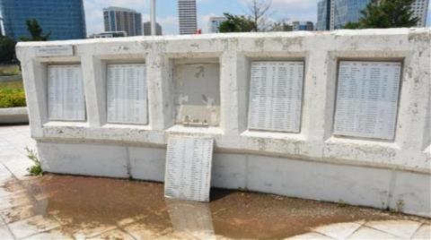 Çanakkale Şehitleri Anıtı'nın Tahrip Edilmesine Tepki