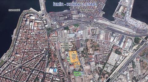İzmir'e 1.6 Milyar Liralık Proje Geliyor
