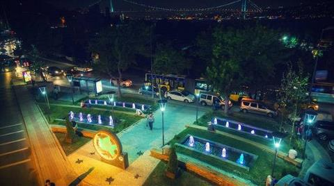 Çengelköy'e Mermi Şeklinde Çeşme!