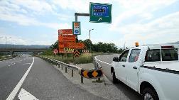 TEM Otoyolunun Ankara Yönü Ulaşıma Açıldı