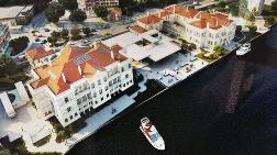 Boğaz'ın Altına Lüks Otel