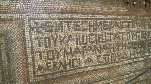 Adıyaman'da Bulunan Mozaiğin Sırrı Çözüldü