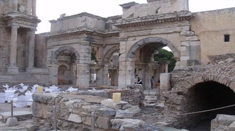 İşte Efes'te Antik Kent Kiralama Fiyatları!