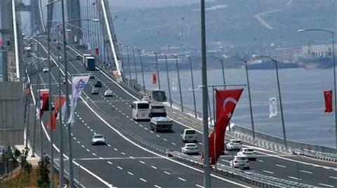 Bakan Yanıtladı: Hangi Köprüden Kaç Araç Geçiyor?