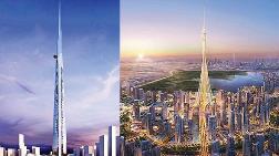 """Ortadoğu Ülkeleri Arasında """"En Yüksek Bina"""" Yarışı Kızıştı"""