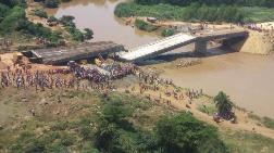 Kenya'da Çin Malı Köprü Bitmeden Çöktü