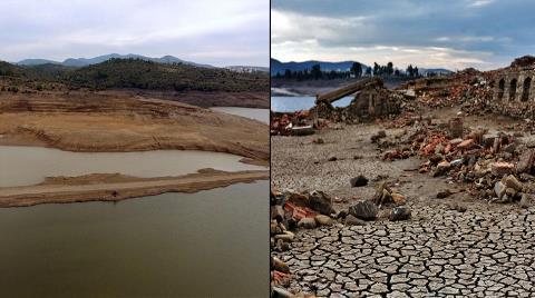 Kuraklık Barajları Vurdu