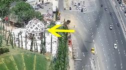 15 Temmuz Şehitler Anıtı'nda Sona Doğru