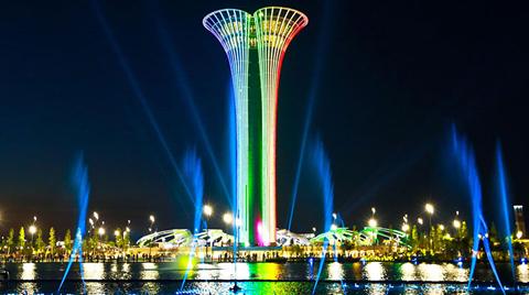 Expo Kulesi, Dünya Mimarlık Festivali Finalinde