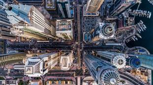 2017'nin En İyi Drone Fotoğrafları