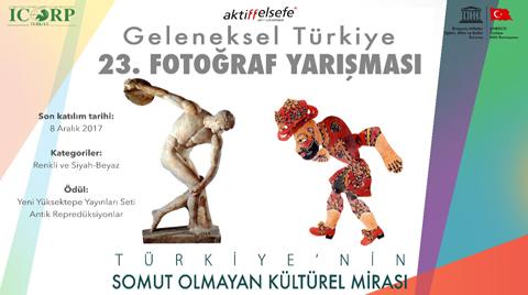 Geleneksel Türkiye 23. Fotoğraf Yarışması