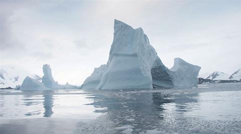 Antarktika Şekil Değiştirdi