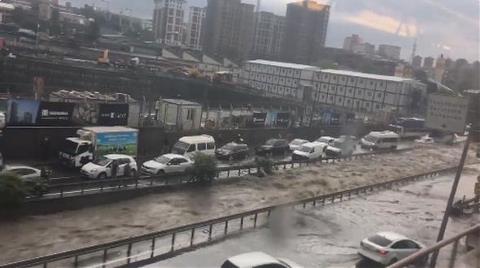 İstanbul'u Su Bastı!