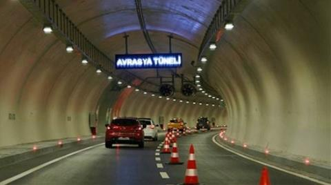 Avrasya Tüneli Ulaşıma Açıldı
