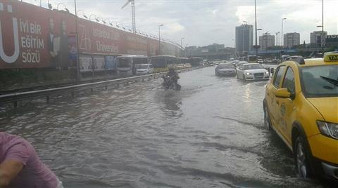 İşte İstanbul'da Yağmurun Verdiği Hasarın Maliyeti