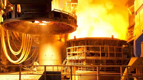 İç Piyasaya Yönelen Çelik Üreticisi Sıkıntılı
