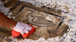 Bin 800 Yıllık Mozaik Heyecanı