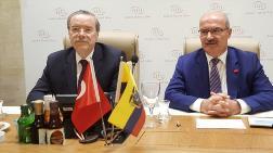 Ekvador'dan Türk Şirketlerine İnşaat ve Altyapı Çağrısı