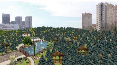 İstanbul'a Yapılacak Dev Parkın İhale Tarihi Belirlendi