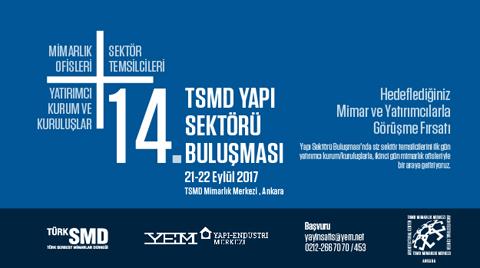14. TSMD Yapı Sektörü Buluşması