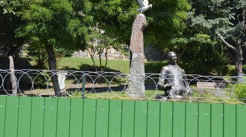 İstanbul'un Parkları Şantiye Alanı Oldu