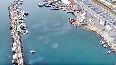 Kumkapı Limanı Yenileniyor