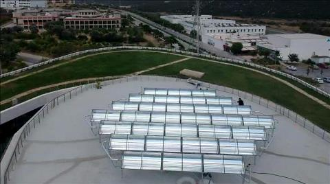 'Atlı Karınca' Tasarımıyla Güneş Enerjisinde Verimi Artırdılar
