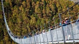 En Uzun Asma Köprü Açıldı