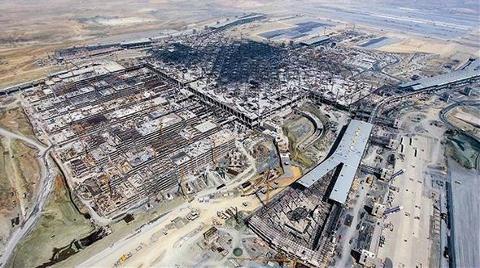 3. Havalimanı Tam Gaz