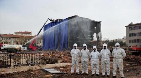 Bilirkişi Raporu: Ankaralılar Asbest Soludu