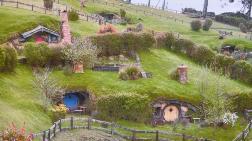 Sivas'ta 'Hobbit' Evlerinin Sayısı 6'ya Yükseldi