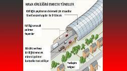 Bu Tüneller Hava Kirliliğini Emecek!