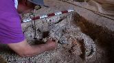 350 Bin Yıllık Kemik Parçaları Bulundu