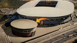 Cimbom'un Stadına Kardeş Geliyor