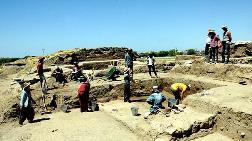 Van'da Urartulara Ait Dini Mekan Bulundu