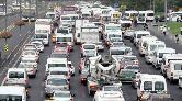 Trafiğe İlk 6 Ayda 600 Bin Yeni Araç Çıktı