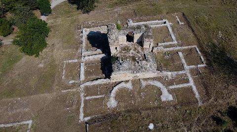 Edirne Sarayı'ndaki Cihannüma Kasrı Ayağa Kaldırılacak
