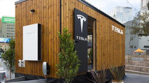 Tesla, Güneş Paneli Projesini Tanıttı